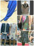 ファッション流行