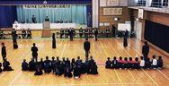 中学剣道新人戦大分県大会